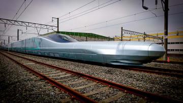 القطارات فائقة السرعة تقترب من سرعة 595 كيلومترا في الساعة