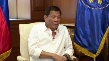 """رئيس الفلبين: بإمكان الصين تدمير بلادنا """"في غضون دقائق"""""""