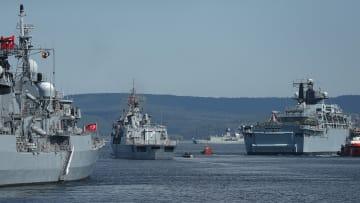 بين مصر وتركيا واليونان.. من يمتلك القوة البحرية الأكبر؟