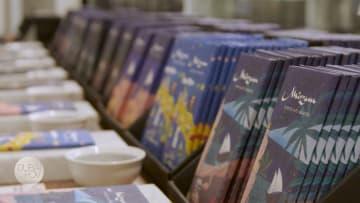 """داخل مصنع """"ميرزام"""" لإنتاج الشوكولاتة الطازجة والفاخرة في دبي"""
