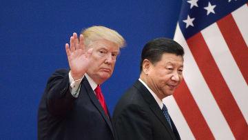 توقيع المرحلة الأولى من اتفاقية أمريكا والصين.. هذا مضمونها