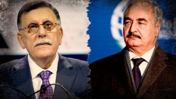 """صراع حفتر و""""الوفاق الوطني"""" في ليبيا.. كل ما عليك معرفته"""