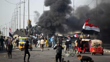 قتلى وإصابات في مواجهات بين قوات الأمن والمتظاهرين في العراق