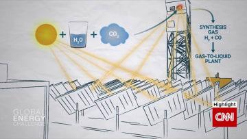 كيف تحول أشعة الشمس إلى وقود متجدد؟