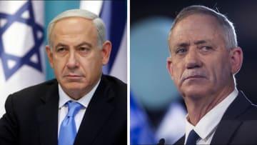 """ترامب يناقش """"صفقة القرن"""" مع نتنياهو وغانتس بغياب الفلسطينيين"""