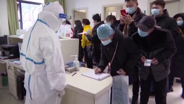 """فيروس كورونا.. الصين تتهم الولايات المتحدة بـ """"تشجيع الهلع"""""""