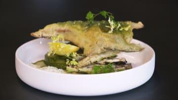 مطعم في دبي يصنع وجباته من أجزاء طعام مصيرها النفايات عادة