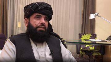 متحدث باسم طالبان يتحدث لـCNN حول مفاوضات السلام مع أمريكا وخروجها من أفغانستان