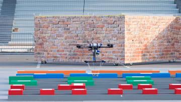 روبوتات جوية وأرضية تتنافس في العمليات البنائية.. كيف ذلك؟