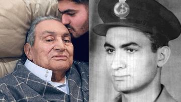ملامح.. حسني مبارك بالصور من 1952 إلى 2020