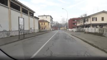 شاهد.. فيروس كورونا يفرغ شوارع إيطاليا وسط حالة من الخوف