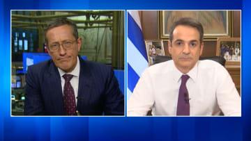 رئيس وزراء اليونان يوضح لـCNN استغلال تركيا للاجئين كأدوات جيوسياسية
