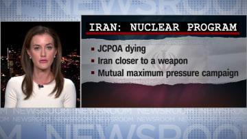 محللة لـCNN: إيران قادرة على إنتاج سلاح نووي خلال أشهر
