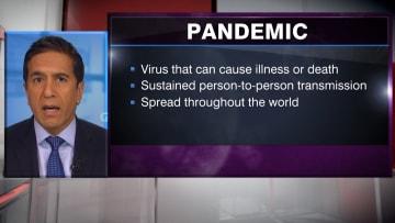 """لهذه الأسباب CNN تطلق على فيروس كورونا الجديد بـ""""جائحة"""""""