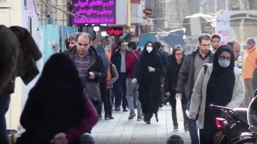 شاهد.. فيروس كورونا يشل الحياة في إيران