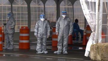 أمريكا: أكثر من 3 آلاف إصابة و61 وفاة بسبب فيروس كورونا