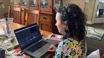 نصائح حول كيفية تجنب الأوجاع عند العمل من المنزل في ظل انتشار فيروس كورونا
