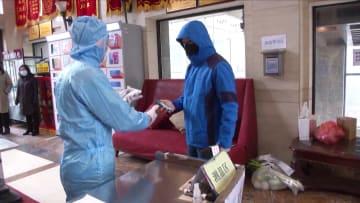 الصين تعلن عن 11 حالة إصابة بفيروس كورونا منذ تخفيف قيود الإغلاق