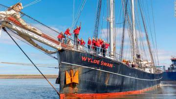 مراهقون هولنديون يكملون عبور الأطلسي بسبب فيروس كورونا