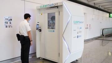 إجراءات سلامة جديدة تطبقها المطارات لمكافحة فيروس كورونا