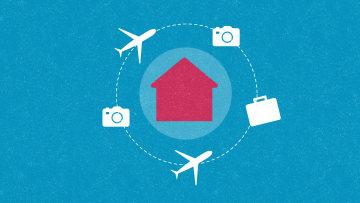 خمس طرق لرؤية واستكشاف العالم من راحة منازلنا