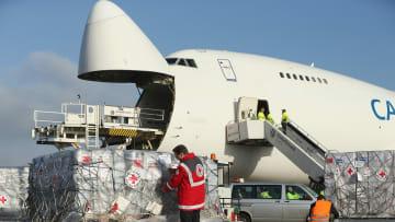 """ملكة السماء.. طائرة بوينغ 747 """"بطلة"""" الأجواء خلال أزمة فيروس كورونا"""