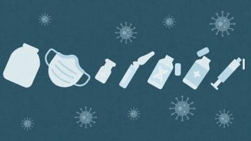 ما أهمية التخلص من النفايات الطبية بشكل صحيح وسط تفشي كورونا؟