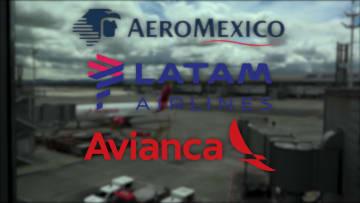 3 من أكبر شركات الطيران في أمريكا الجنوبية تواجه الإفلاس