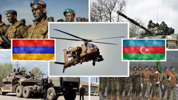 مقارنة بين جيشي أذربيجان وأرمينيا.. من الأقوى عسكرياً؟