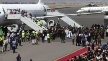 تواصل أكبر عملية لتبادل الأسرى بين الحكومة اليمنية والحوثيين