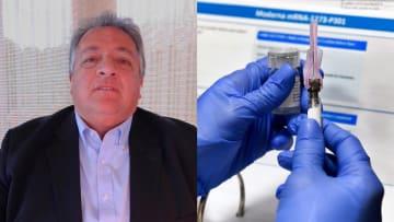 """لماذا لقاح فيروس كورونا يتكون من جرعتين؟ رئيس """"مودرنا"""" يشرح"""
