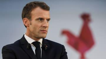 هذا ما قاله الرئيس الفرنسي إمانويل ماكرون عن مظاهرات اقتحام الكونغرس