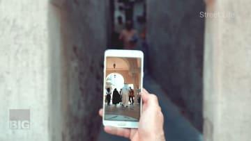 السفر من خلال الهاتف.. تطبيق يقدم جولات افتراضية عالية الجودة في دبي