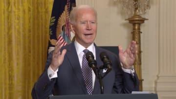 """جو بايدن في كلمة بمؤتمر ميونخ للأمن: """"أنا عند كلمتي.. أمريكا عادت"""""""