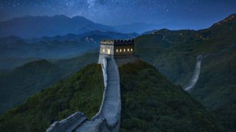 ما رأيك في قضاء ليلة في سور الصين العظيم.. تعرف على هذه المسابقة