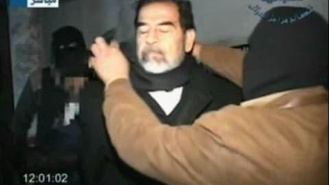 """وصف صدام حسين بـ""""البطل القومي المغوار"""".. بكري: سيبقى إعدامك """"وصمة عار"""""""