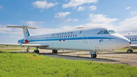 """""""نادرة للغاية""""..طائرة استخدمها دكتاتور رومانيا السابق تشاوشيسكو للبيع في مزاد"""