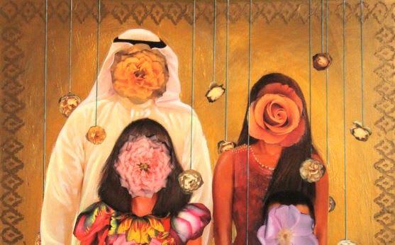 """ما هو """"الجانب المخفي"""" الذي تكشفه هذه الفنانة الكويتية عن المجتمع الخليجي؟"""