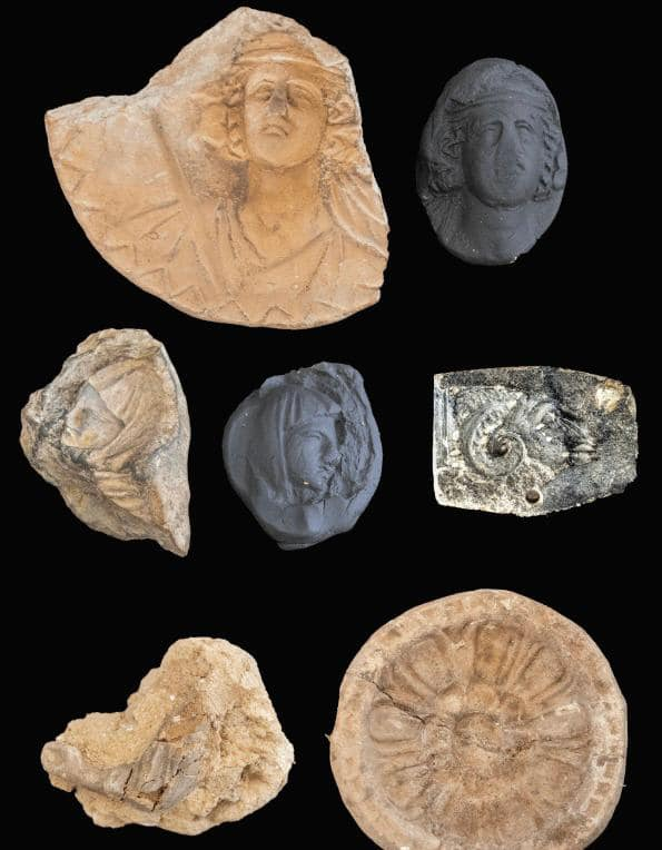 اكتشاف ضاحية سكنية من العصرين اليونانى والرومانى بالإسكندرية