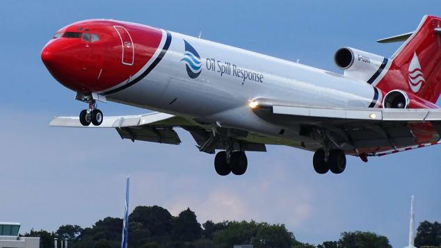 هذه الطائرة الشهيرة تقوم بآخر رحلة طيران تجارية