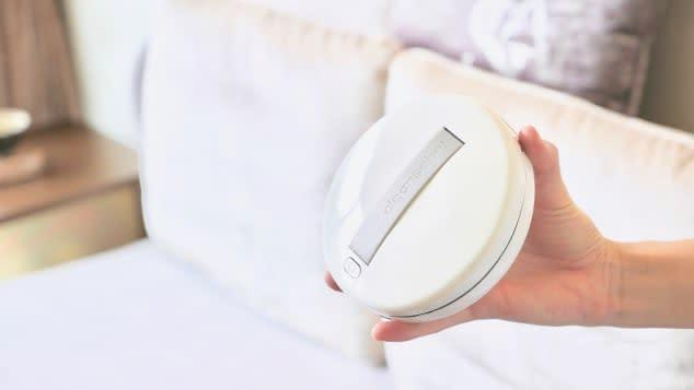 هل بإمكان هذا الروبوت المحمول أن يتخلص من البكتيريا في غرفتك؟