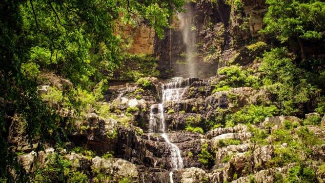 أجمل الشلالات في الهند