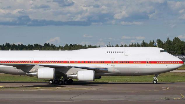 للبيع ..طائرة الرئاسية اليابانية مقابل 28 مليون دولار