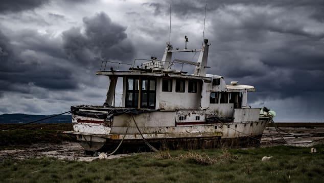 سفينة من الحرب العالمية الثانية