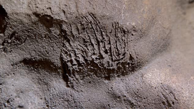اكتشاف أثري في كهف بجبل طارق