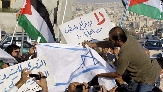 مظاهرات المناهضة لإسرائيل