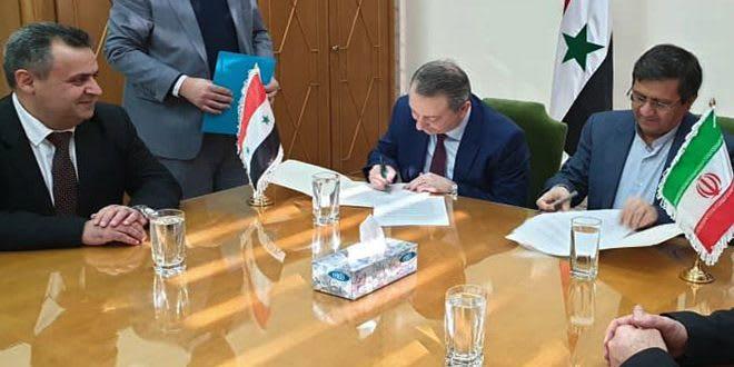 اتفاق إيراني سوري لإنشاء بنك مشترك واستخدام العملات الوطنية