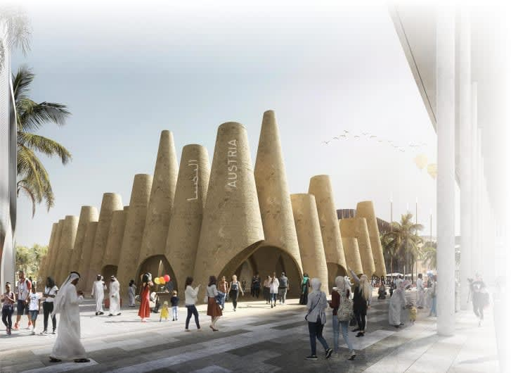 """ما هي خطط دبي لجلب الهندسة المعمارية المستدامة في معرض """"إكسبو 2020""""؟"""