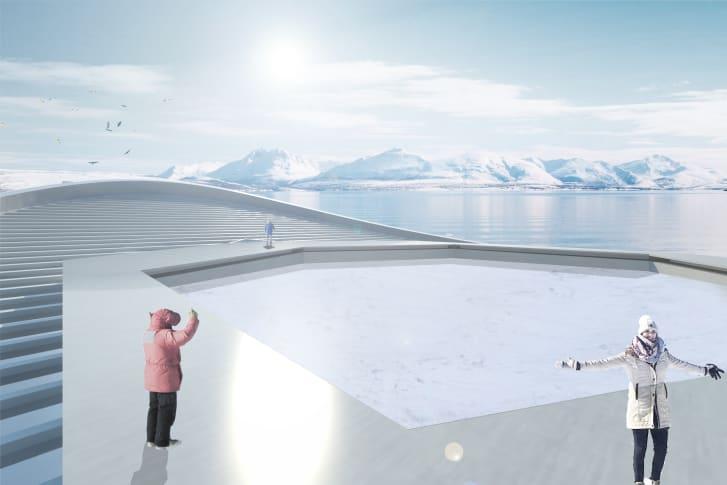 غواصة تصنع الجليد ضمن اقتراحات لإعادة تجميد القطب الشمالي