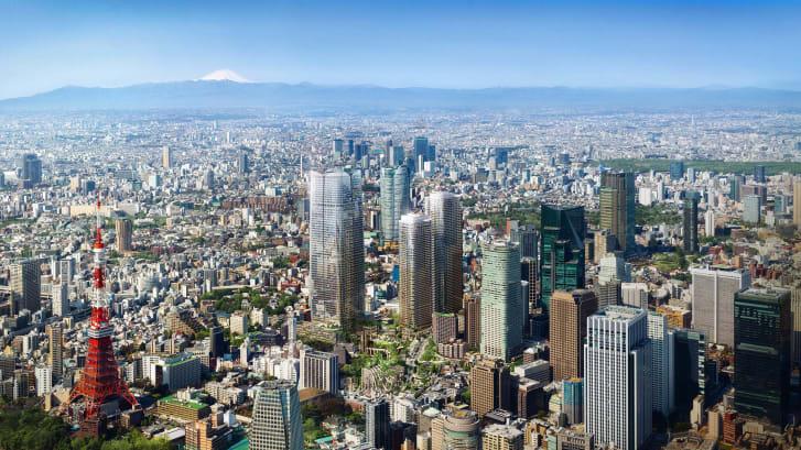 أطول ناطحة سحاب في اليابان.. هل تنافس ناطحات السحاب في العالم